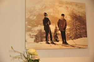 Chesa Staila Hotel - B&B, Bed and Breakfasts  La Punt-Chamues-ch - big - 36