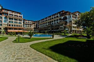 Свети Влас - OLYMP Apartments