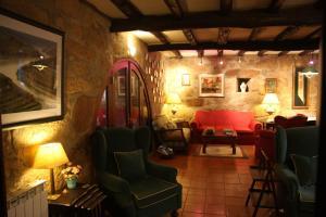 Casa da Quinta De S. Martinho, Penzióny  Vila Real - big - 52
