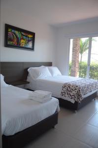 Hotel Campestre San Juan de los Llanos, Vily  Yopal - big - 5