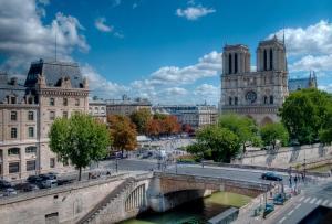 Hotel Les Rives de Notre-Dame