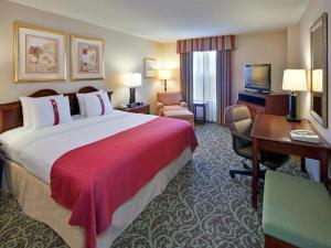 Holiday Inn Chantilly-Dulles Expo Airport, Hotels  Chantilly - big - 9