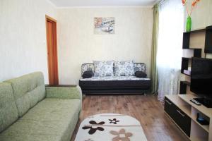 Подушка Апартаменты на Пушкина (Podushka apartment at Pushkina 9)
