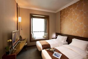 Rosedale Hotel Hong Kong, Hotels  Hongkong - big - 6