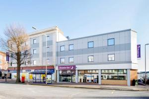 Истбурн - Premier Inn Eastbourne Town Centre