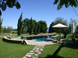 Agriturismo B&B Vallegiorgio, Farmy  San Lorenzo Nuovo - big - 17