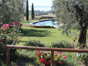 Agriturismo B&B Vallegiorgio, Farmy  San Lorenzo Nuovo - big - 9