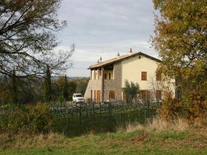 Agriturismo B&B Vallegiorgio, Farmy  San Lorenzo Nuovo - big - 8