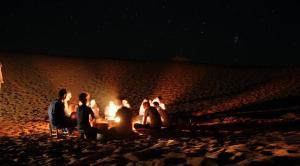 Marhaba Camp, Camel & Sandboarding, Zelt-Lodges  Merzouga - big - 54