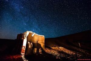 Marhaba Camp, Camel & Sandboarding, Zelt-Lodges  Merzouga - big - 52