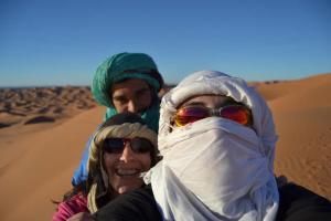 Marhaba Camp, Camel & Sandboarding, Zelt-Lodges  Merzouga - big - 51