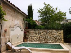 Aux 2 Maisons, Prázdninové domy  Mouriès - big - 1