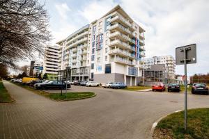 Apartament Spa&Wellnes, Appartamenti  Kołobrzeg - big - 18