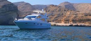 Al Wasmy II Luxury Yacht