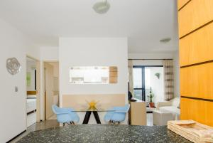 Meireles Ana Bilhar, Apartments  Fortaleza - big - 5
