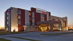 Nearby hotel : SpringHill Suites by Marriott Oklahoma City Moore