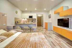 Apartments on Khoshimina 16