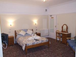 Knighton Lodge, Pensionen  Skegness - big - 44