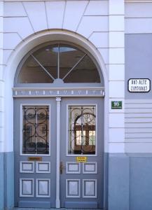 Das alte Zinshaus