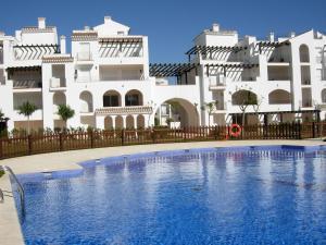 Coming Home - Penthouses La Torre Golf Resort, Apartmanok  Roldán - big - 78