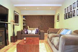 New Town Flat Edinburgh, Апартаменты  Эдинбург - big - 26