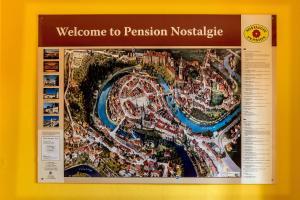 Pension Nostalgie, Guest houses  Český Krumlov - big - 37