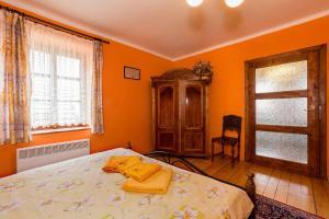Pension Nostalgie, Guest houses  Český Krumlov - big - 30