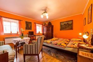 Pension Nostalgie, Guest houses  Český Krumlov - big - 27