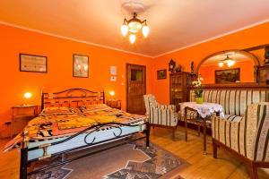Pension Nostalgie, Guest houses  Český Krumlov - big - 25
