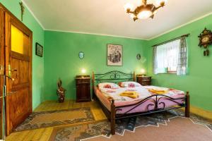 Pension Nostalgie, Guest houses  Český Krumlov - big - 23