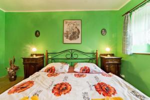 Pension Nostalgie, Guest houses  Český Krumlov - big - 22