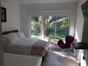 Hotel Campestre San Juan de los Llanos, Vily  Yopal - big - 18