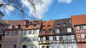 Le Logis du Maréchal, Apartmány  Colmar - big - 2