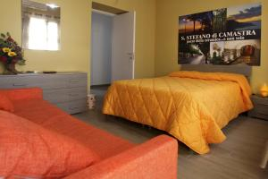 B&B La Grande Mela, Bed and Breakfasts  Santo Stefano di Camastra - big - 4
