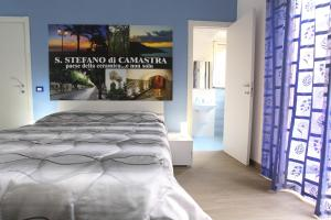 B&B La Grande Mela, Bed and Breakfasts  Santo Stefano di Camastra - big - 5