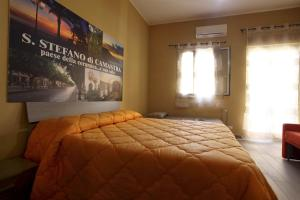 B&B La Grande Mela, Bed and Breakfasts  Santo Stefano di Camastra - big - 8