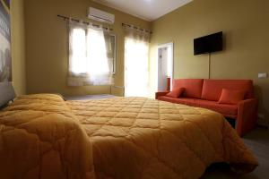 B&B La Grande Mela, Bed and Breakfasts  Santo Stefano di Camastra - big - 9