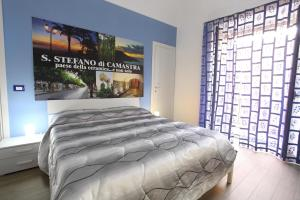 B&B La Grande Mela, Bed and Breakfasts  Santo Stefano di Camastra - big - 10