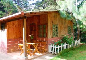 El Pinabete Finca & Cabañas, Hostince  La Granadilla - big - 11