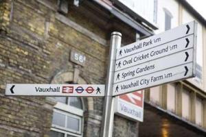 Victorian 2 Bed Flat Vauxhall Park, Apartments  London - big - 27