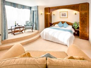 Kingsway Hotel Cleethorpes, Отели  Клиторпс - big - 21