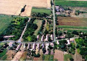 Megyer - A falu