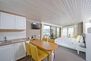 Samira Exclusive Hotel & Apartments, Szállodák  Kalkan - big - 44