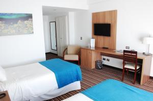 Panamericana Hotel Antofagasta, Hotels  Antofagasta - big - 8