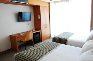 Alto del Sol Costanera Antofagasta, Hotels  Antofagasta - big - 5