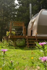 Eco Bivouac Village d'Igloos d'Annecy-Semnoz