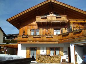 Ferienwohnung Barbara - Apartment - Oberammergau