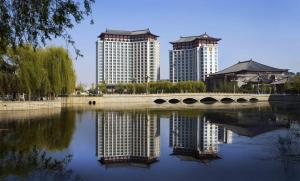 Shangri-La Hotel, Qufu, Отели  Qufu - big - 25