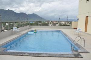 Hotel Western Gatz, Отели  Theni - big - 51