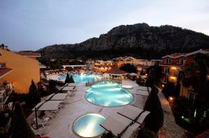 Club Alla Turca, Hotels  Dalyan - big - 78